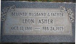Leon Asher
