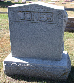 Mary Annette <I>Wells</I> Jones
