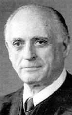 Judge Frederick Alvin Daugherty