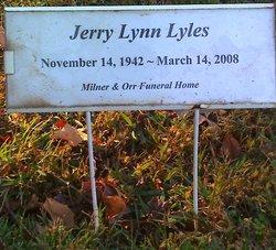 Jerry Lynn Lyles (1942-2008) - Find A Grave Memorial