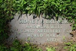 Sidney A. Brewer