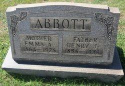 Henry Jordan Abbott