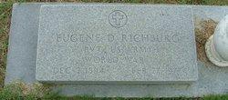 Eugene D Richburg