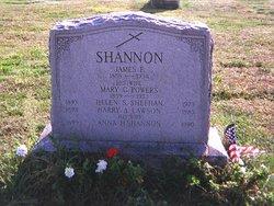 Anna H <I>Shannon</I> Lawson