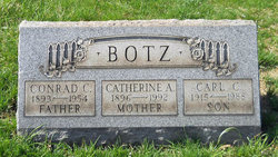 Conrad C Botz