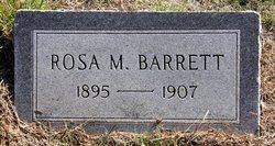 Rosa M. Barrett