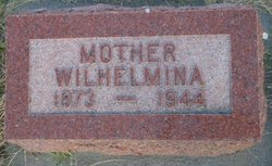"Wilhelmina Isabelle ""Minnie"" <I>Waldmann</I> Meese"
