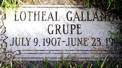 Alice Lotheal <I>Galland</I> Grupe