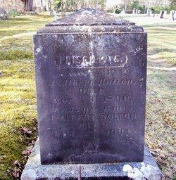 Priscilla S. <I>Merrill</I> Bolton