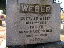 Johann Gottlieb Weber