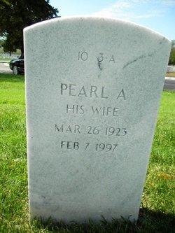 Pearl Arlene <I>Villers</I> Simmerman
