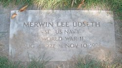 Merwin Lee Udseth