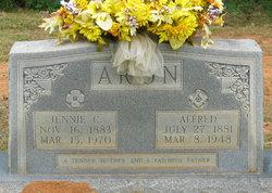 Jennie <I>Carpenter</I> Aron