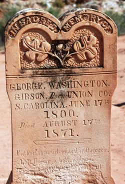 George Washington Gibson