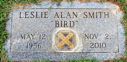 "Leslie Alan ""Bird"" Smith"