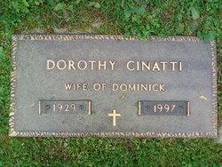 Dorothy <I>Wing</I> Cinatti