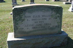 John Ellis Williams
