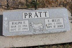 Ralph E Pratt