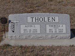 """Alvin Lucas """"Al"""" Tholen"""