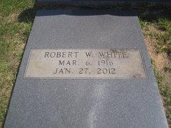 """Robert Ward """"Bob"""" White"""