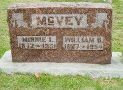 Minnie Ida <I>Hinkle</I> McVey