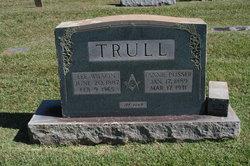 Mary Francis <I>Purser</I> Trull