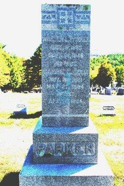 Carrie E <I>Cole</I> Parker