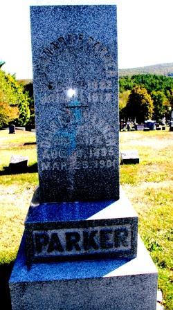 Diana A <I>Warner</I> Parker