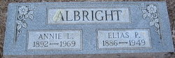 Annie Lillian <I>Cobb</I> Albright