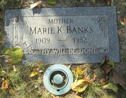 Maria <I>Hartmann</I> Banks
