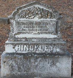 Timothy Hinckley