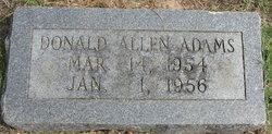Donald Allen Adams
