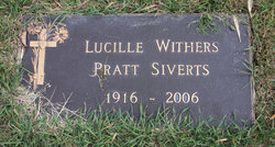 Lucille Freda <I>Withers</I> Pratt Siverts