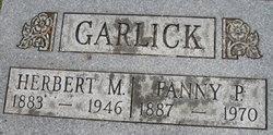 Fanny <I>Parker</I> Garlick