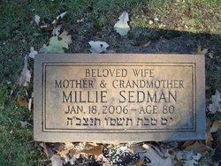 Millie Sedman