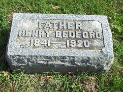 Pvt Henry James Bedford