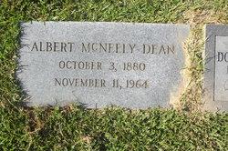 Albert McNeely Dean