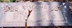 Olive G <I>Shoemaker</I> Wiscomb