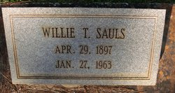 Willie T. Sauls
