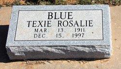 Texie R. Blue