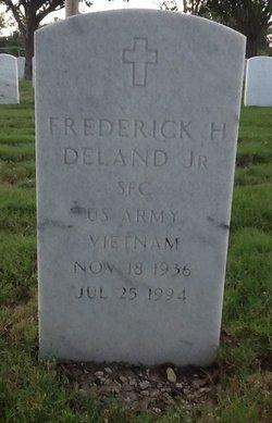 Frederick H Deland, Jr