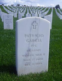 "PFC Patricio J ""Patrick"" Garcia"