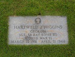 Hartwell J Higgins