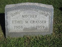 Ethel M. <I>Wagner</I> Grasser