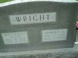 Joyce Ann <I>Wright</I> McKim