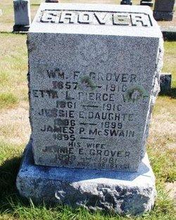 William F Grover