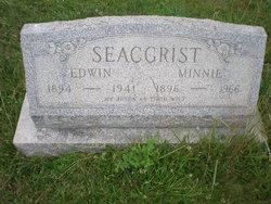 Minnie Mable <I>Scheetz</I> Seachrist