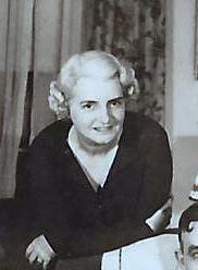 Elizabeth Bird <I>Coxe</I> MacIntosh