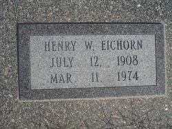 Henry W Eichorn