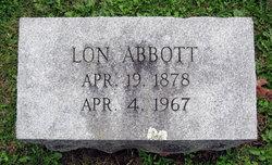 "John Alonzo ""Lon"" Abbott"